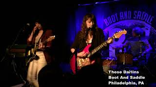 Those Darlins Boot And Saddle Philadelphia, PA March 16, 2016