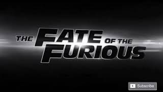 Fast and furious 8 ringtone best in my choice.