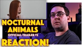 Image of: Amy Adams Nocturnal Animals Official Trailer 2 Amy Adams Movie 2016 Findclip Nocturnal Animals Trailer Reaction Free Video Search Site Findclip