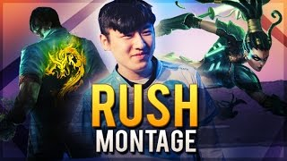 """Rush Montage """"The Reddit King"""" 