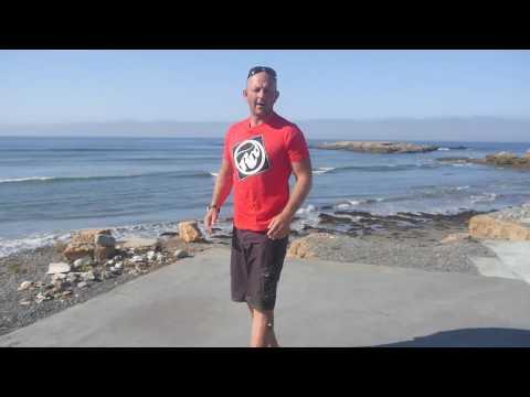 Windsurfing Stance Tip #2 HD