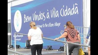 Vila Cidadã aproxima o público das questões debatidas no Fórum Mundial da Água