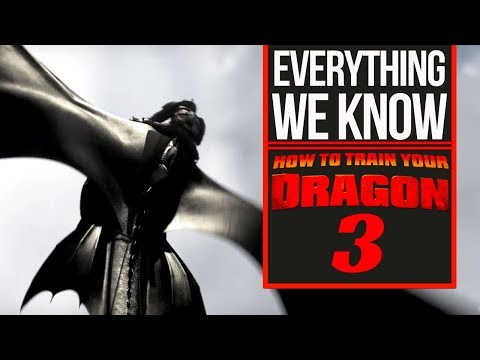 Dragons 3: Everything We Know