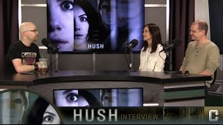 Director Mike Flanagan And Kate Siegel On 'Hush' 'Before I Wake' And 'Ouija 2'