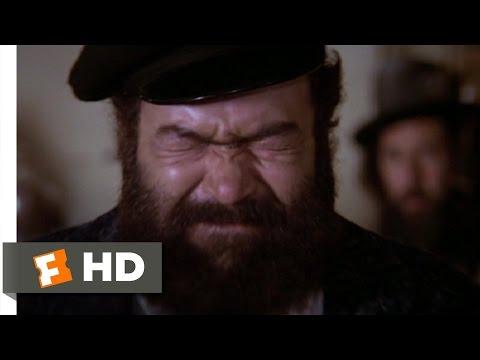 Popeye (3/8) Movie CLIP - Bluto Blows! (1980) HD