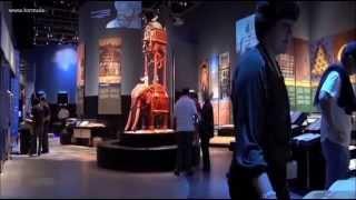 MOSTI - Interactive Digital Museum Exhibit Design