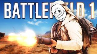 Battlefield 1 - Random Trolling & Funny Moments