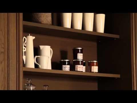 Brahms: Eine authentische Küche mit individueller Gestaltungsmöglichkeit