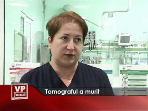 Tomograful a murit