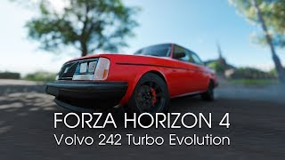 Forza Horizon 4 Volvo 240 Drift म फ त ऑनल इन