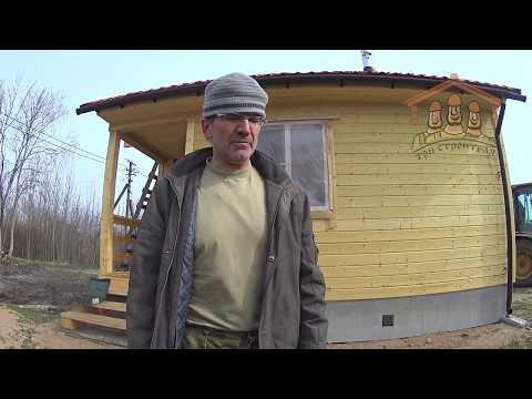 Петров И.А. - видеоотзыв о строительстве