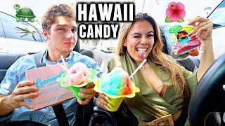 TESTING WEIRD HAWAII CANDY! ALOHA!