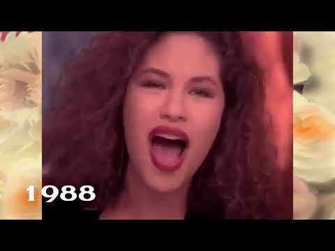 Selena From 4 Years Old to 23 Years Old (1975-1995)