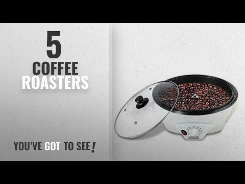 Top 10 Coffee Roasters [2018]: ParaCity Coffee Roaster Home Coffee Beans Roasting machine 220V