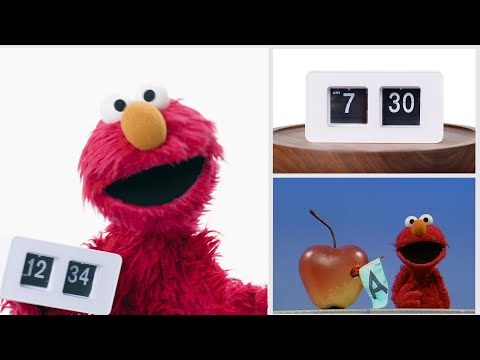 Everything Elmo Does in a Day | Vanity Fair