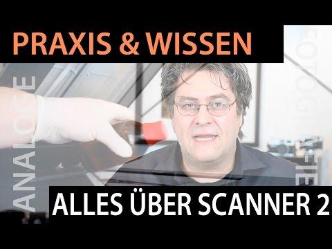 📷 Analoge Fotografie: Alles über Scanner - Teil 2: Negativ- & Scannerbehandlung