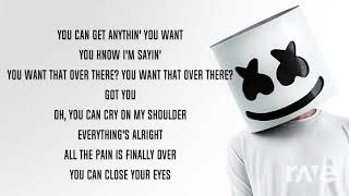 Fly X Juicy J - You Can Cry & Marshmello - Topic ft. James Arthur | RaveDJ - Video Youtube
