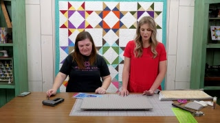 REPLAY: Make A DIY Ironing Board With Misty & Heidi