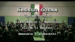 preview picture of video 'Banda di Casto (BS) - Nessun dorma'