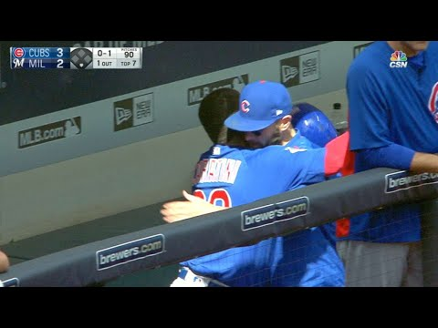7/30/17: Caratini's first MLB homer gives Cubs win