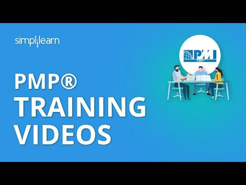 PMP® Training Videos   PMP Certification Training Video   PMBOK ...