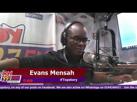 #Topstory on Joy FM (18-12-18)