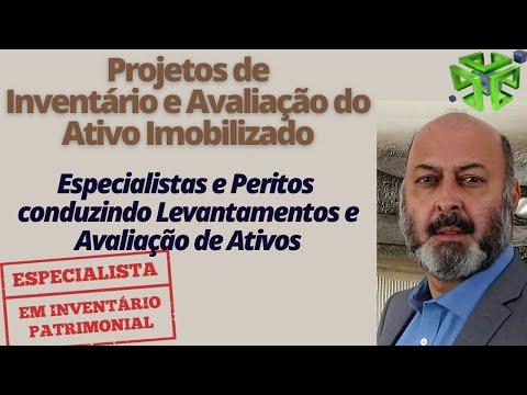 Especialistas em Ativo Imobilizado realizando Levantamentos e Avaliações! Avaliação Patrimonial Inventario Patrimonial Controle Patrimonial Controle Ativo