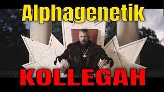 Kollegah - Alphagenetik I REACTION/ONE.TAKE.ANALYSE