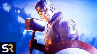How Captain America Was Able To Use Thor's Hammer In Avengers: Endgame