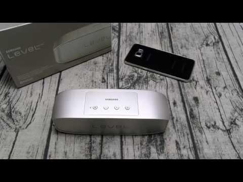 Samsung Level Box Pro Wireless Bluetooth Speaker - Gold