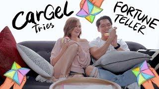 CarGel Do The Fortune Teller Challenge