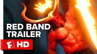 Hellboy Red Band Trailer #1 (2019) | Movieclips Trailers