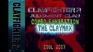 ClayFighter 2 Combo Exhibition: The Claymax