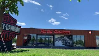 Добро пожаловать в Harley-Davidson Казань