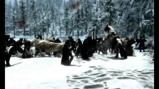 Skyrim Война с Талмором