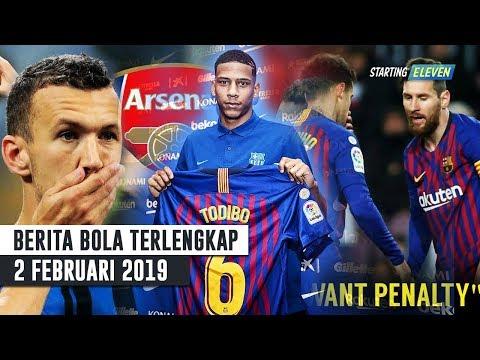 Aksi TERPUJI Messi 👍 Perisic Dibohongi Arsenal 😱 Bek Baru Barca (Berita Bola Terlengkap)