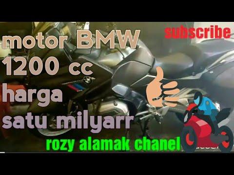 Motor BMW 1200 cc harga murah 1 milyar😀doank