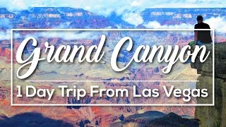 Grand Canyon | 1 Day trip from Las Vegas