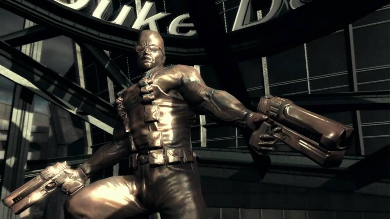 Finally, The Censored Duke Nukem Forever Trailer