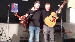 Claas P. Jambor & Paul Colman Live - Open Skies - Nürtingen 2016