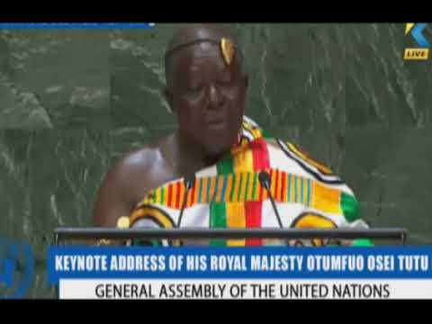 2016 ELECTIONS: Asantehene reveals it took his intervention to convince losing candidate