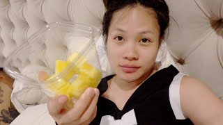 Eating Pineapples To Induce Labor!!!!! | Minnie's VLOG 845