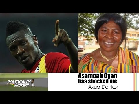 Politically Incorrect: Akua Donkor weeps over Asamoah Gyan court suit