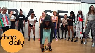 WSTRN Ft Unknown T   Medusa (Afro In Heels Dance Video) | Patience J Choreography | Chop Daily