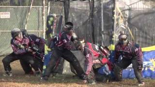 LA Ironmen vs San Diego Aftermath – DVD Footage Raw Paintball Match HD at PSP World Cup 2009