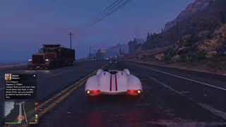 Grand Theft Auto V Jump on Truck Bed