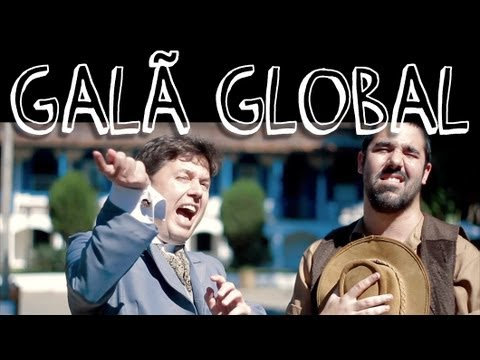 GALÃ GLOBAL - Porta dos Fundos N° 2