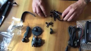 TomTom Rider 400 - Unboxing und Zusammenbau
