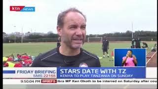 Kenya's Harambee Stars to face Tanzania's Taifa Stars