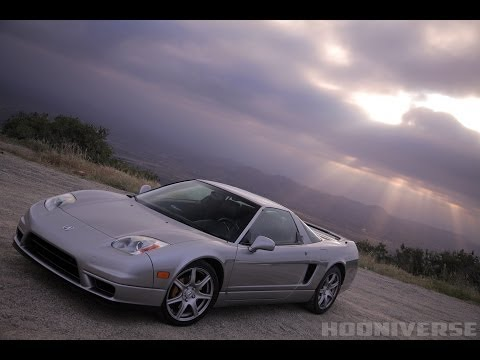 2005 Acura NSX Car Review